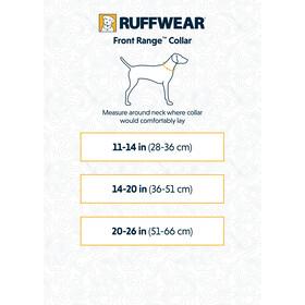 Ruffwear Front Range Cuello, naranja